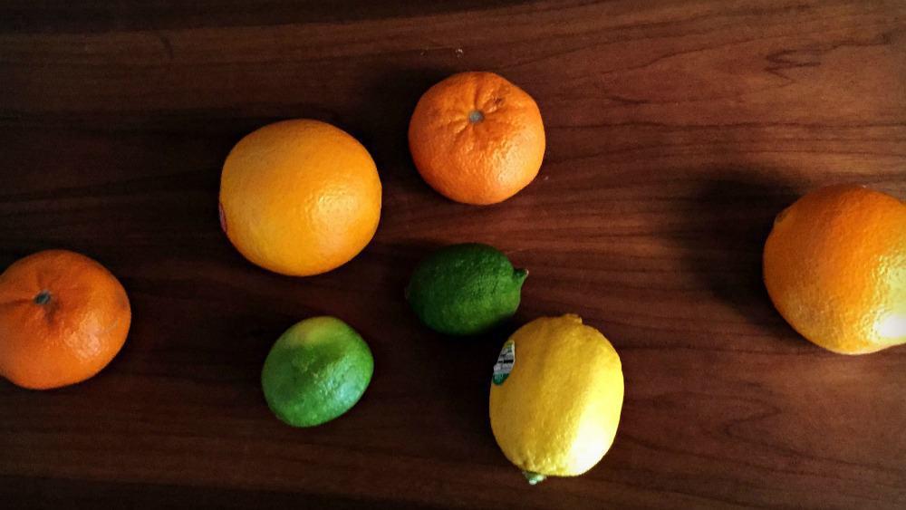 P3 - Types of Citrus