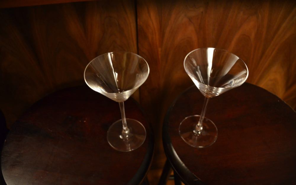 P2 - History of the Martini Glass