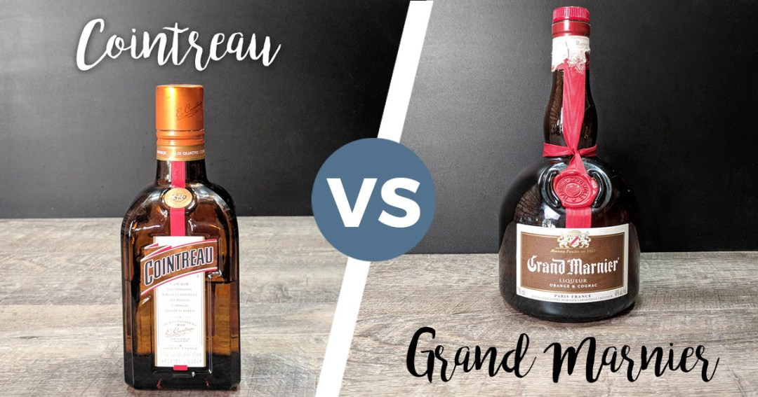 Cointreau Vs Grand Marnier What S The Difference A Bar Above