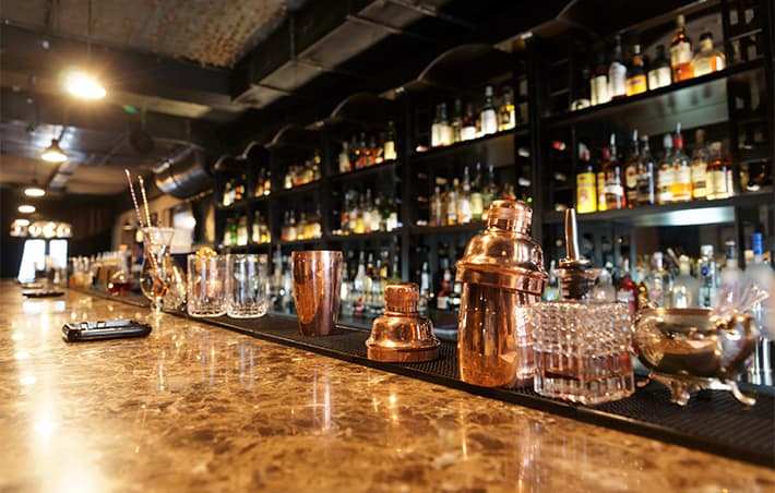 High-end Bar