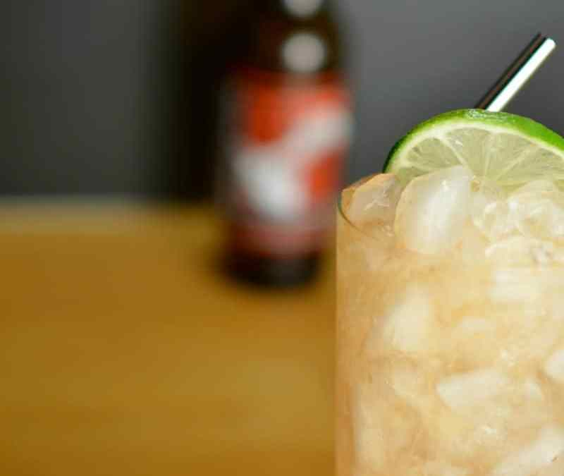 Salted Watermelon Cooler