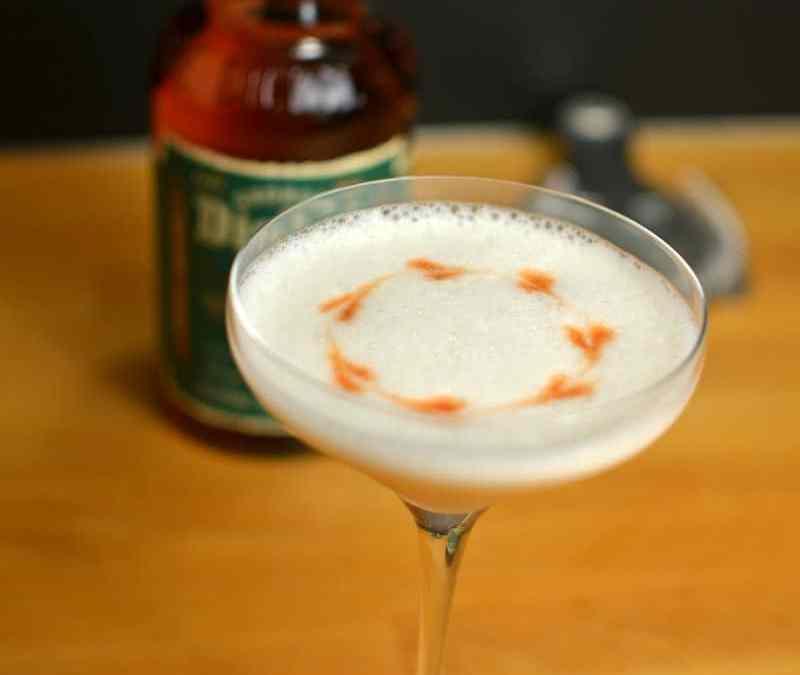 Whiskey Melon Sour