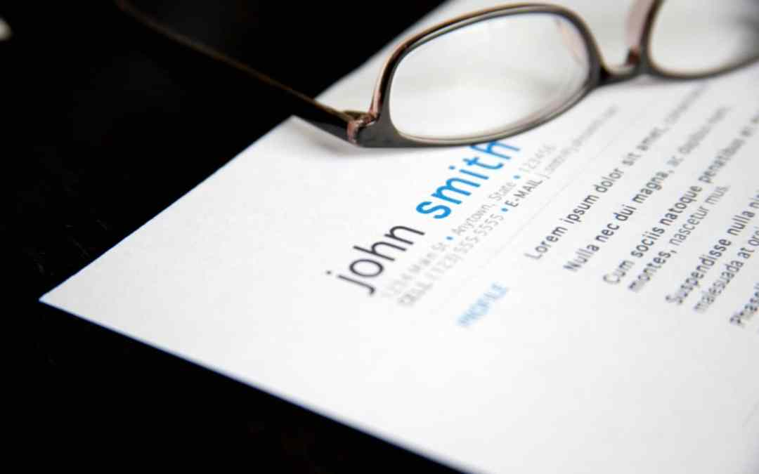 How To Write A Great Bartender Resume O A Bar Above