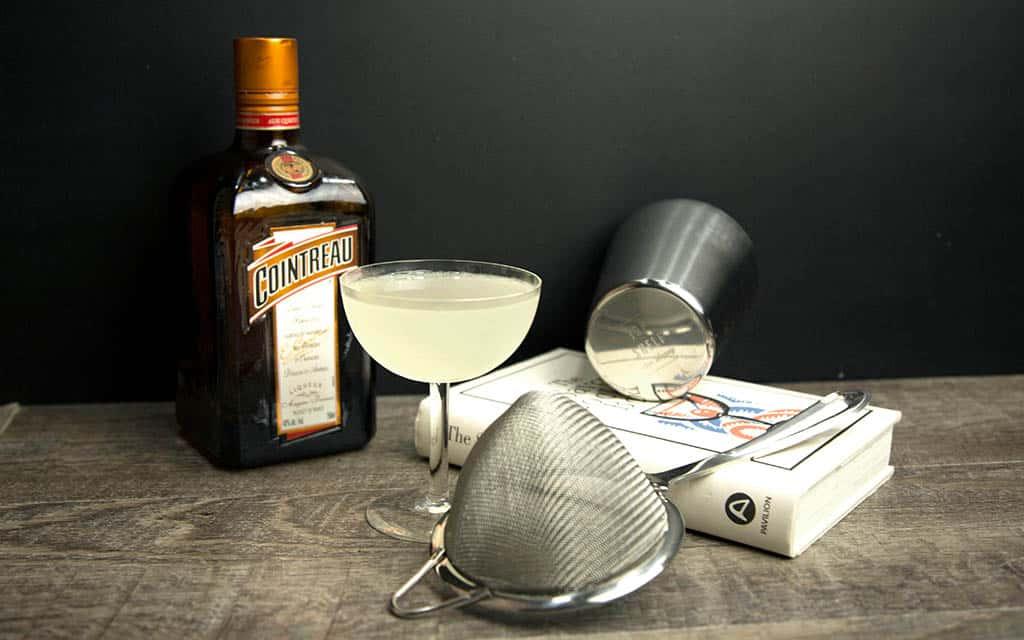 Modern XYZ cocktail
