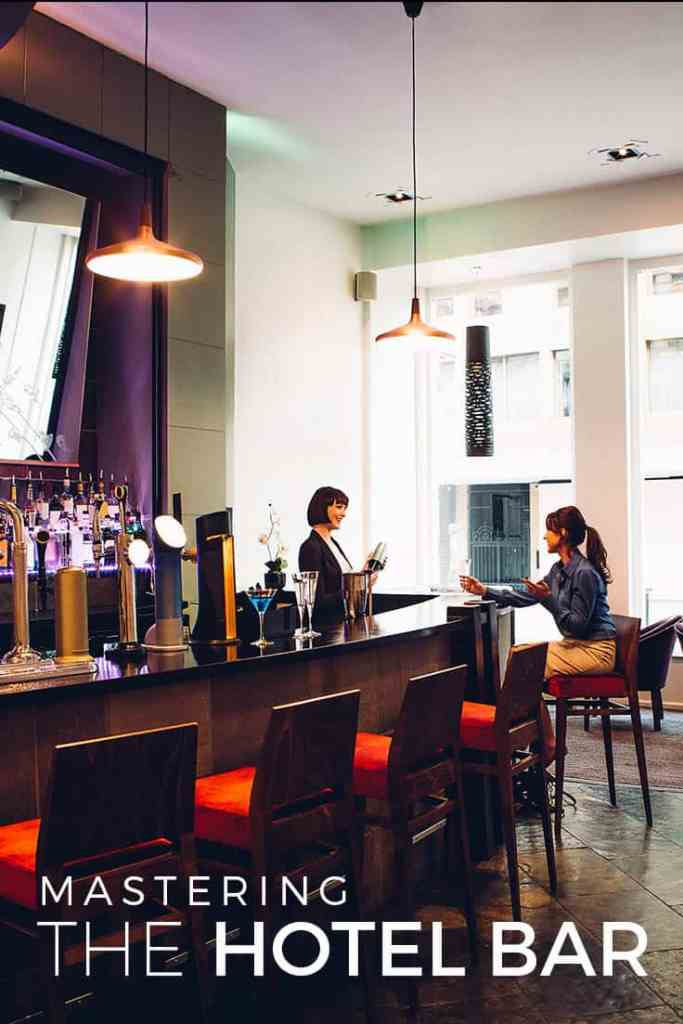 How to Deliver Penthouse Quality Service Working a Hotel Bar