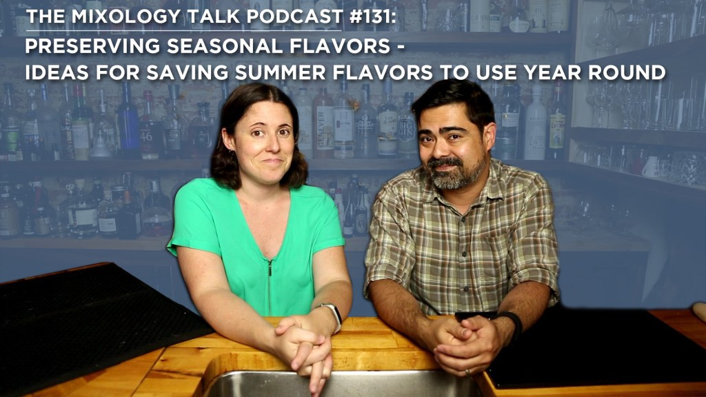 Preserving Seasonal Flavors - Ideas for Saving Summer Flavors to use Year Round