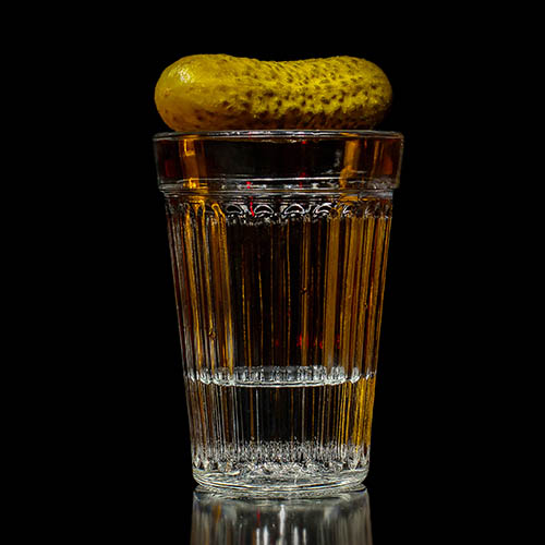 The Curious Case of the Pickleback