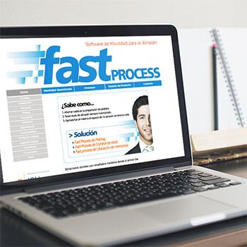FastProcess - Software para Almacenes