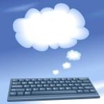 Va a finire che vivremo sulle nuvole?