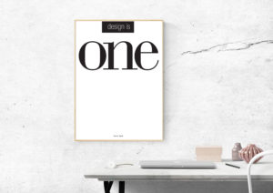 poster-design-is-one