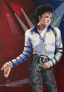 quadro-michael-jackson