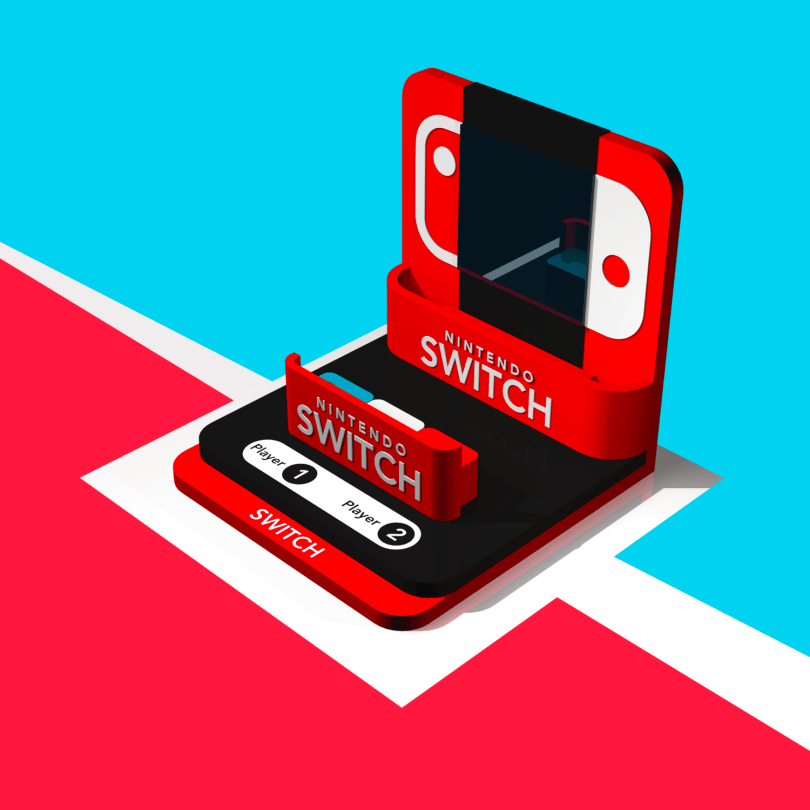 Rendering-Stand-Nintendo-switch