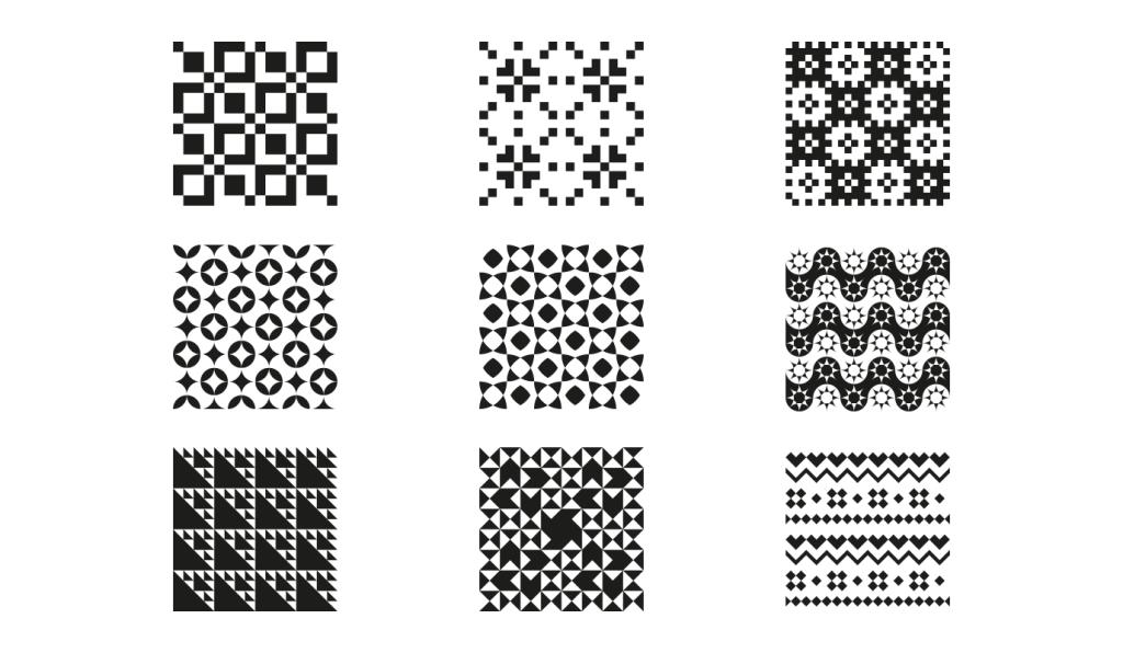 Pattern modulari