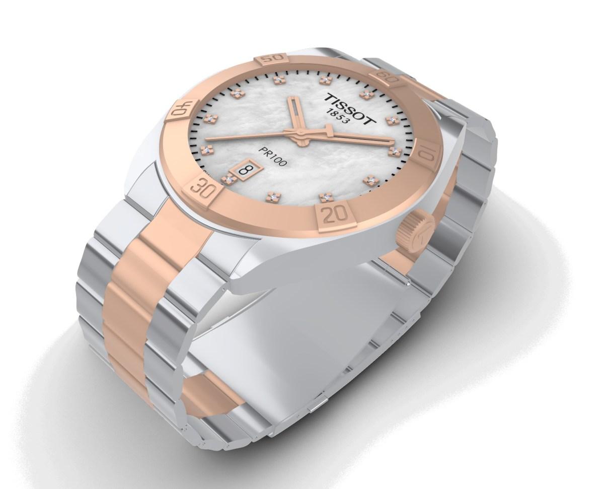 Render orologio Tissot