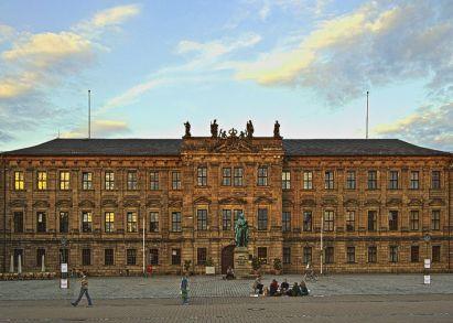Markgräfliches Schloss Erlangen