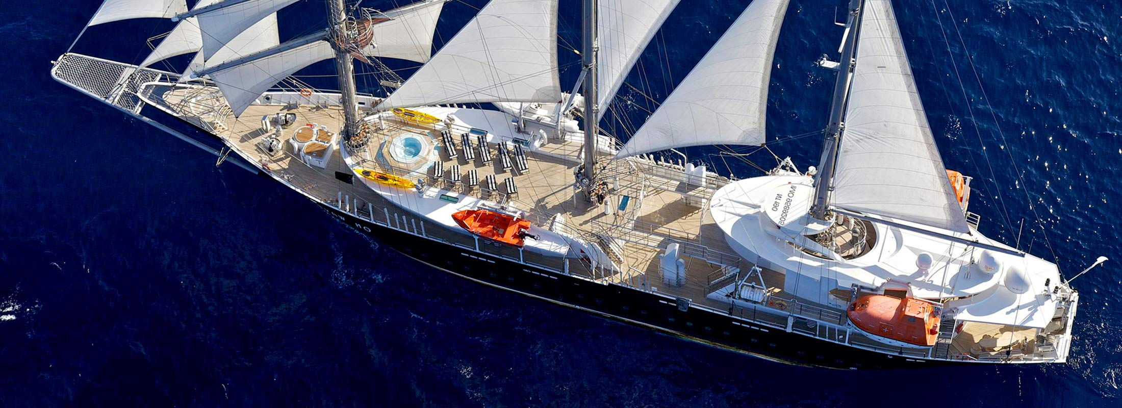 Running On Waves Yacht Charter Details Abberley Luxury