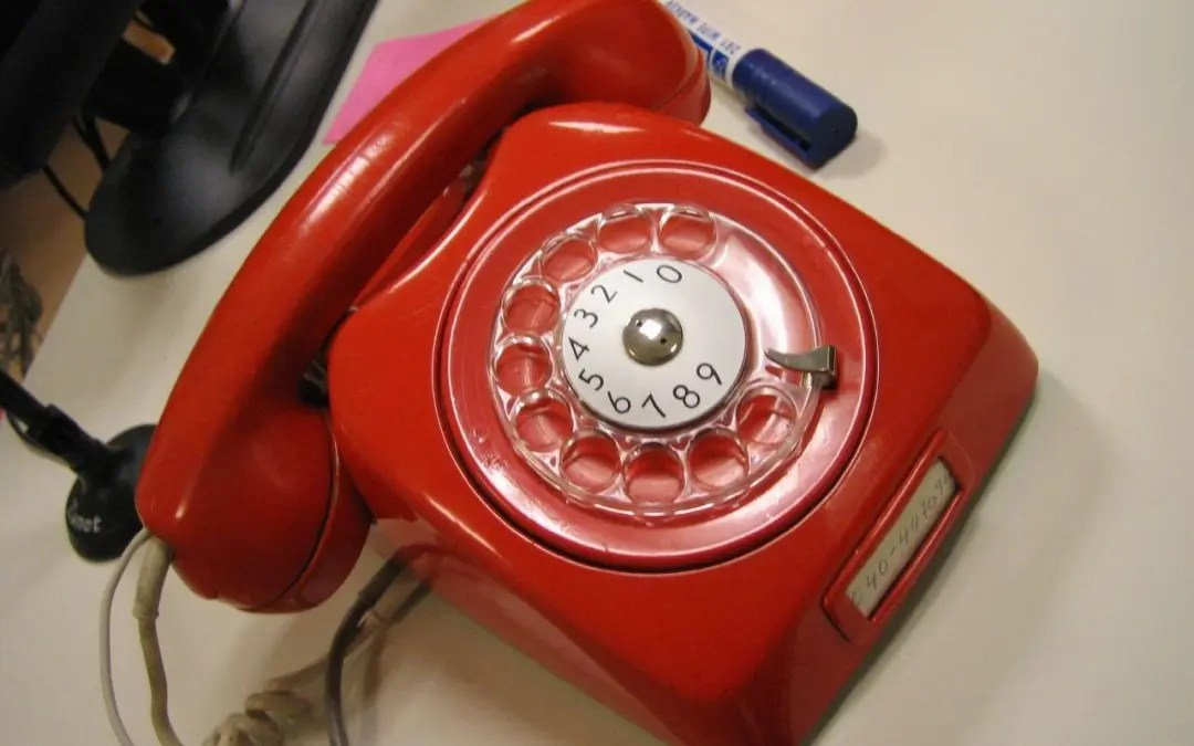 Why Your Office Phone Needs a Good Clean