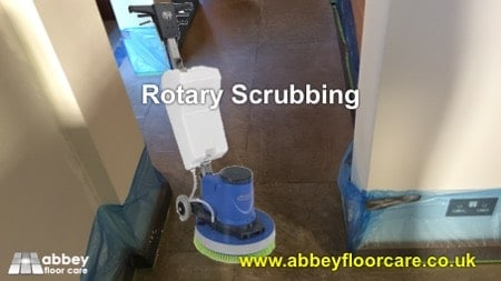 Cleaning Limestone Floor Tiles Atherstone Warwickshire CV9