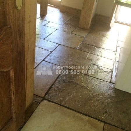 sandstone sealing long eaton derbyshire - wonderful finished sealed floor