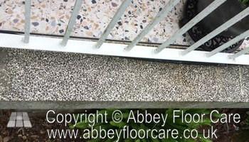 terrazzo floor restoration stourbridge - Abbey Floor Care
