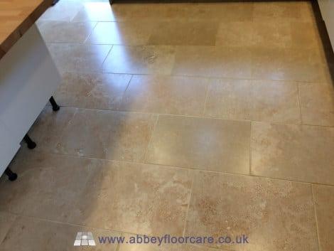 travertine sealing alton hampshire abbey floor care