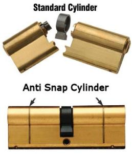 Anti Snap Cylinder Lock