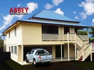 ABBEY Vinyl Cladding - Bundaberg