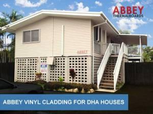 ABBEY Vinyl Cladding DHA House