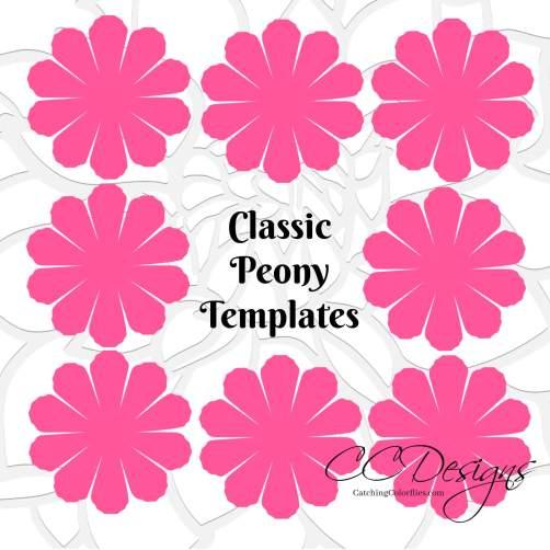 small-peony-flower-template