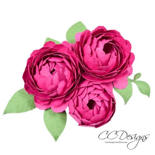 Paper-peony-flowers