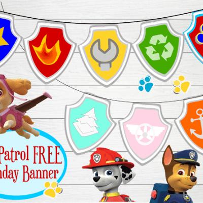 Paw Patrol Birthday- Party- Pup-tastic Ideas!