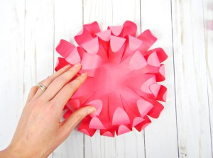 DIY Chrysanthemum Flower Tutorial Paper Craft Project