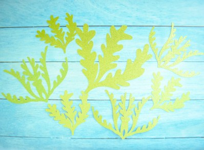 Seaweed templates & .svg cut files