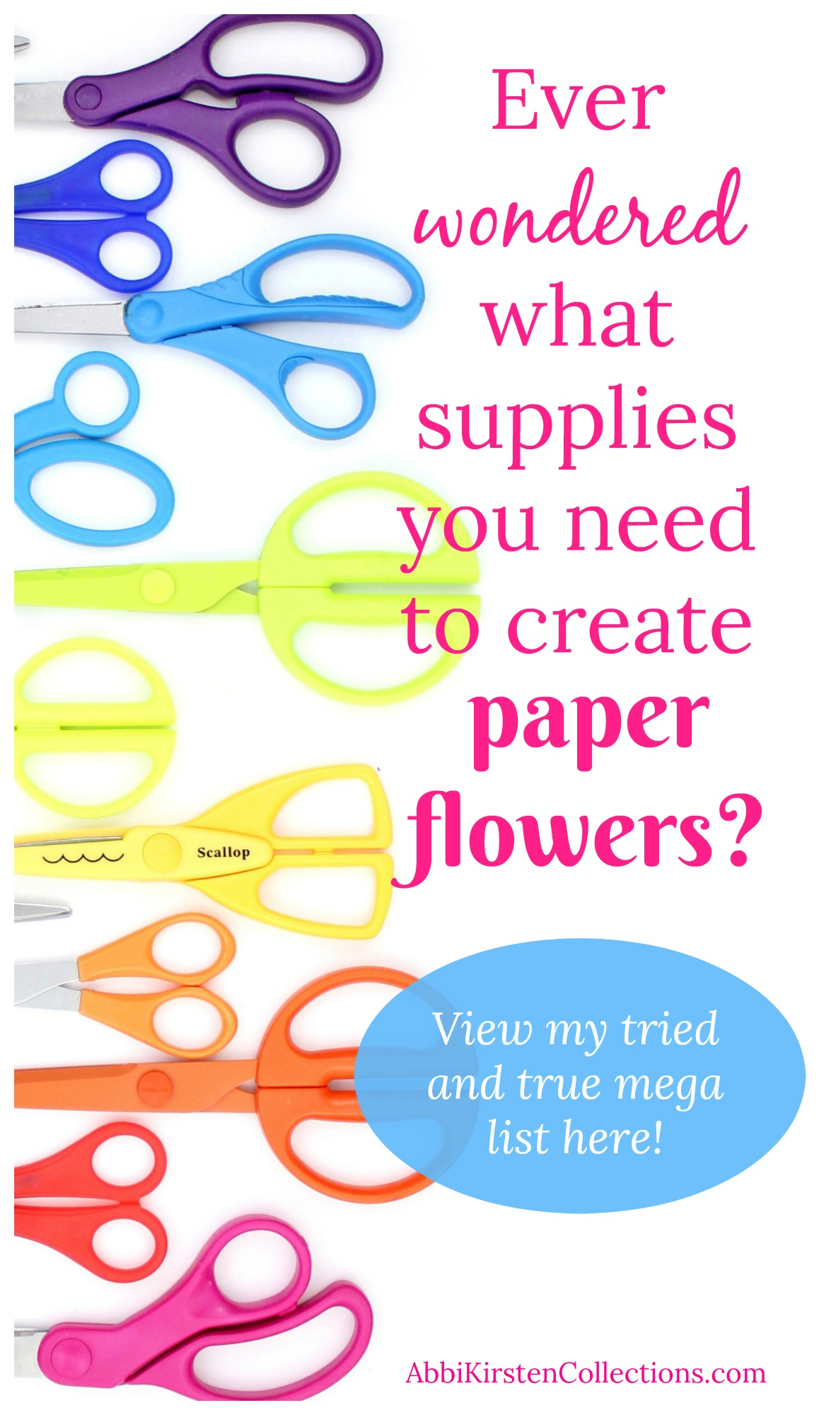 How to make giant hawaiian paper flowers abbi kirsten collections lets connect izmirmasajfo Gallery