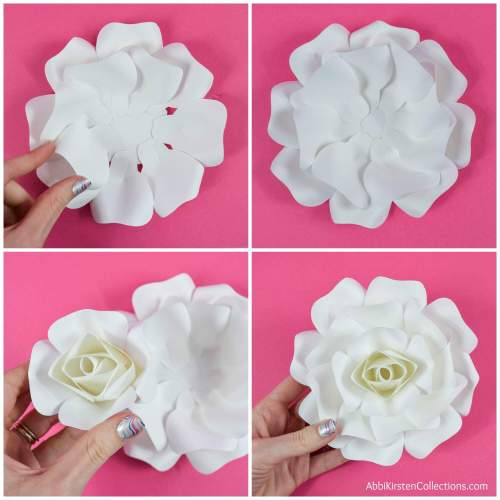 DIY Paper Rose Tutorial: How to Make Small Paper Roses
