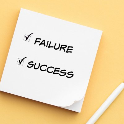 Creative Small Business Success: 5 Ways Failure Made Me Succeed