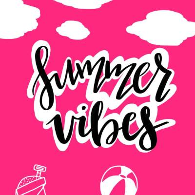 Summer Freebie: Colorful Phone Wallpapers