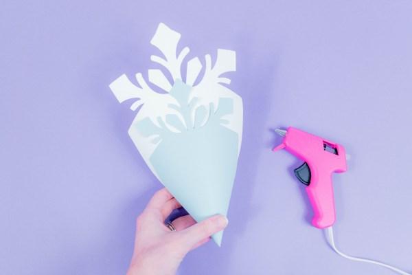 DIY Snowflake Paper Tutorial