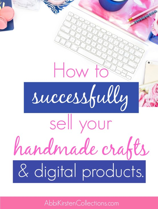 Starting a Home Craft Business: Building a Successful Small
