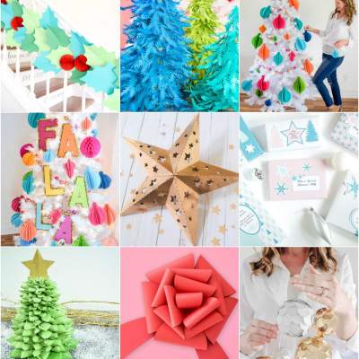 12 Days of Free Christmas Crafts: DIY Projects for the Holidays