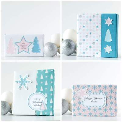 Christmas Gift Wrap & Gift Tags: 22 Free Printables