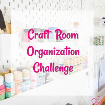 Craft Room Organization: Free Craft Room Printables