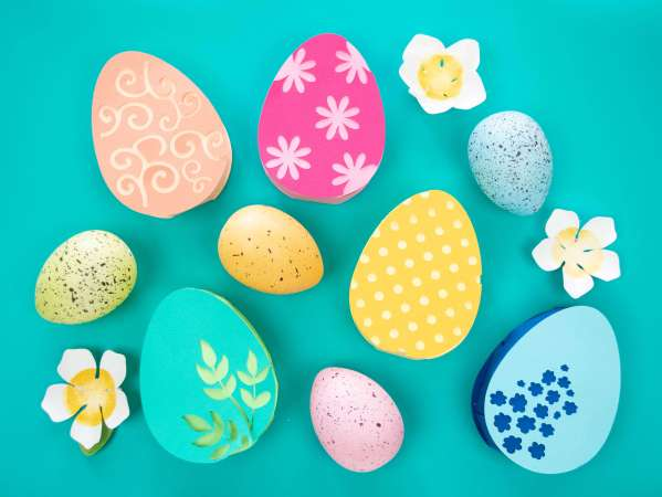 Free Easter egg svg