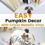 DIY fall pumpkin ideas