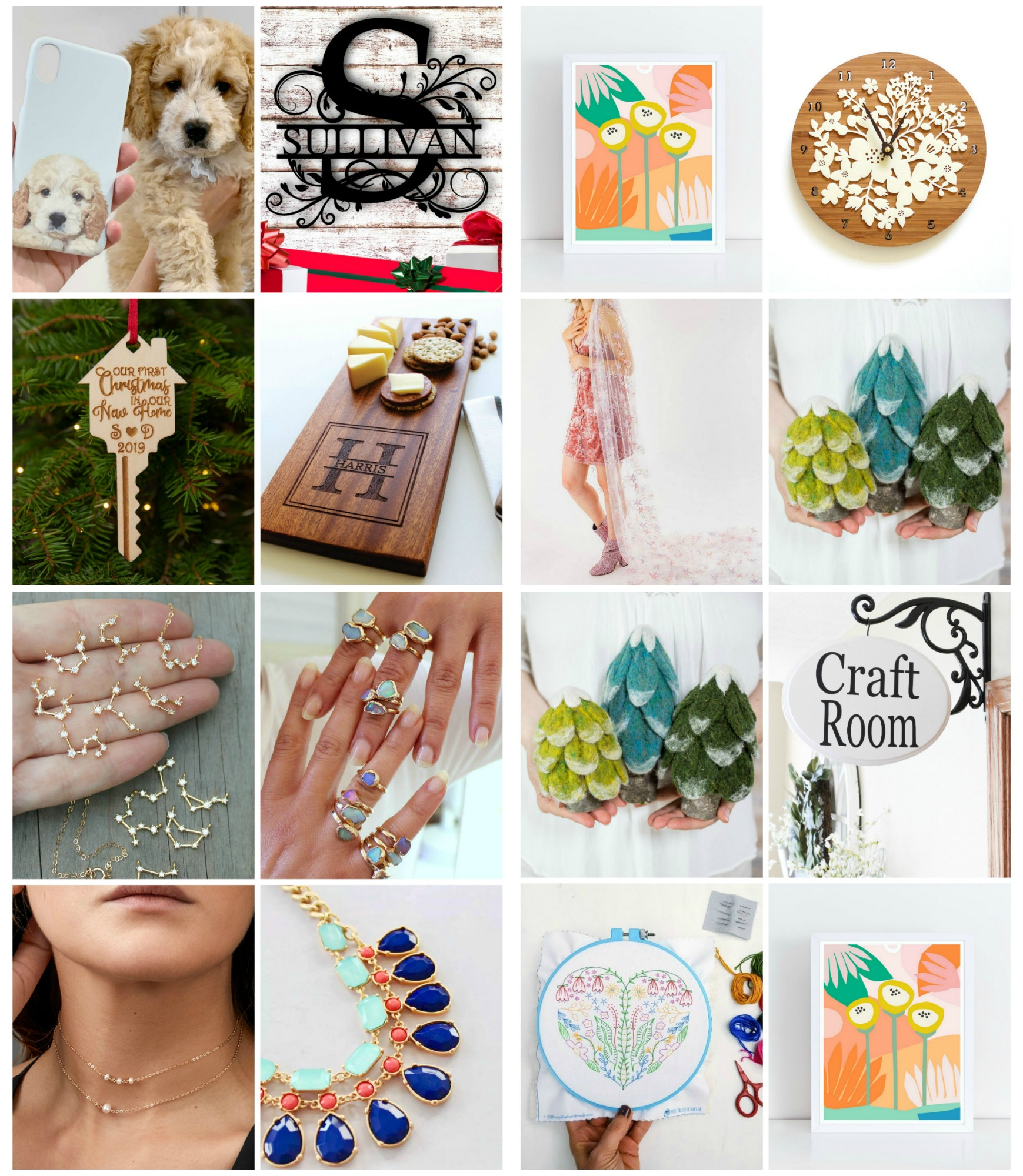 Best Etsy Shops for Christmas Gifts