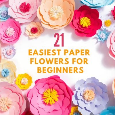 Flower tutorials easy