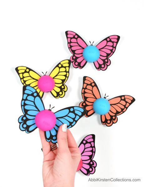 Butterfly eos printables