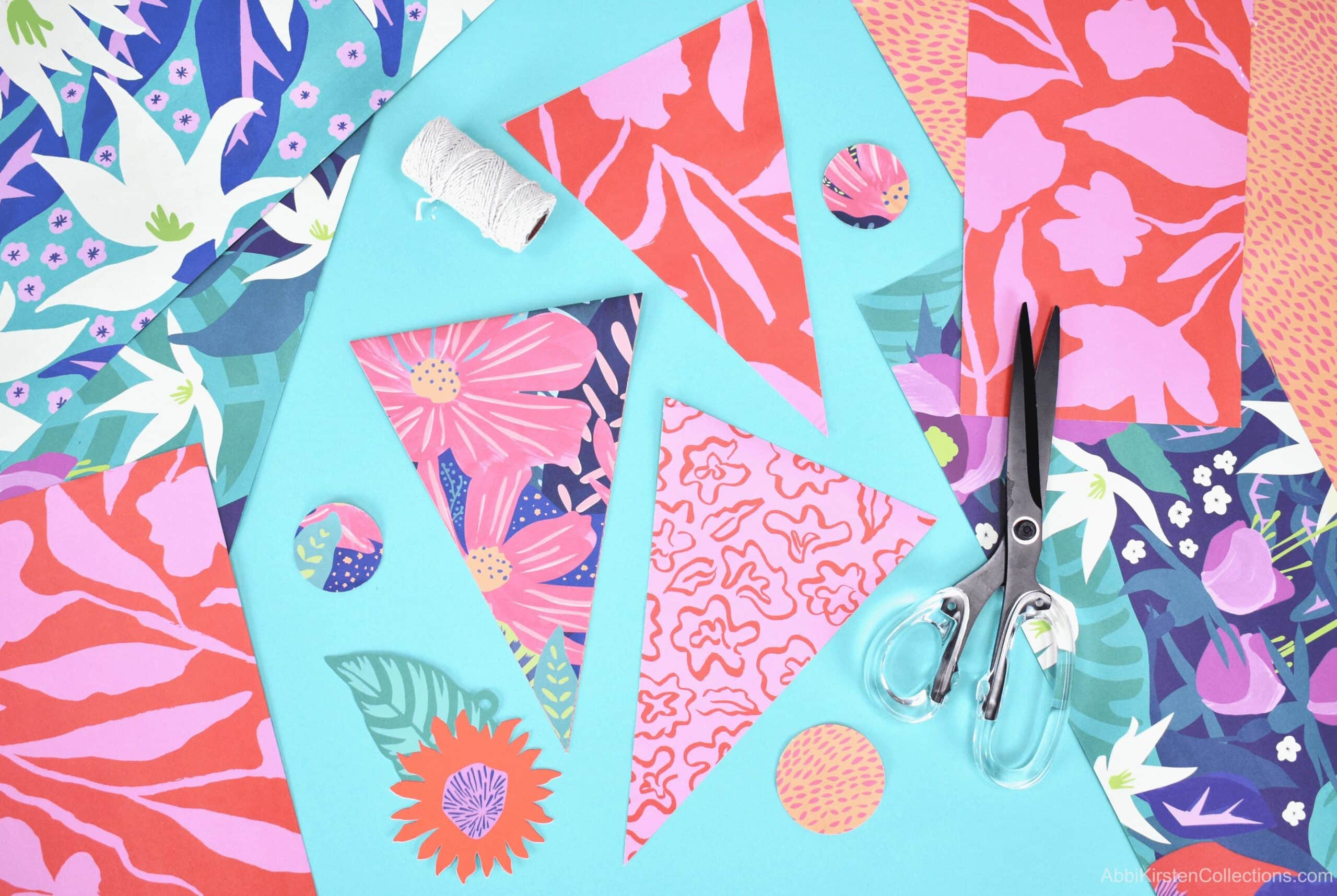 3 Genius Craft Projects To Make With Wrapping Paper