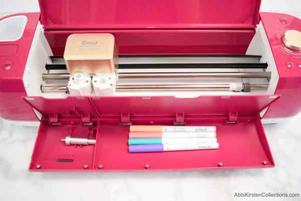 How to use a Cricut Explore machine for beginners.