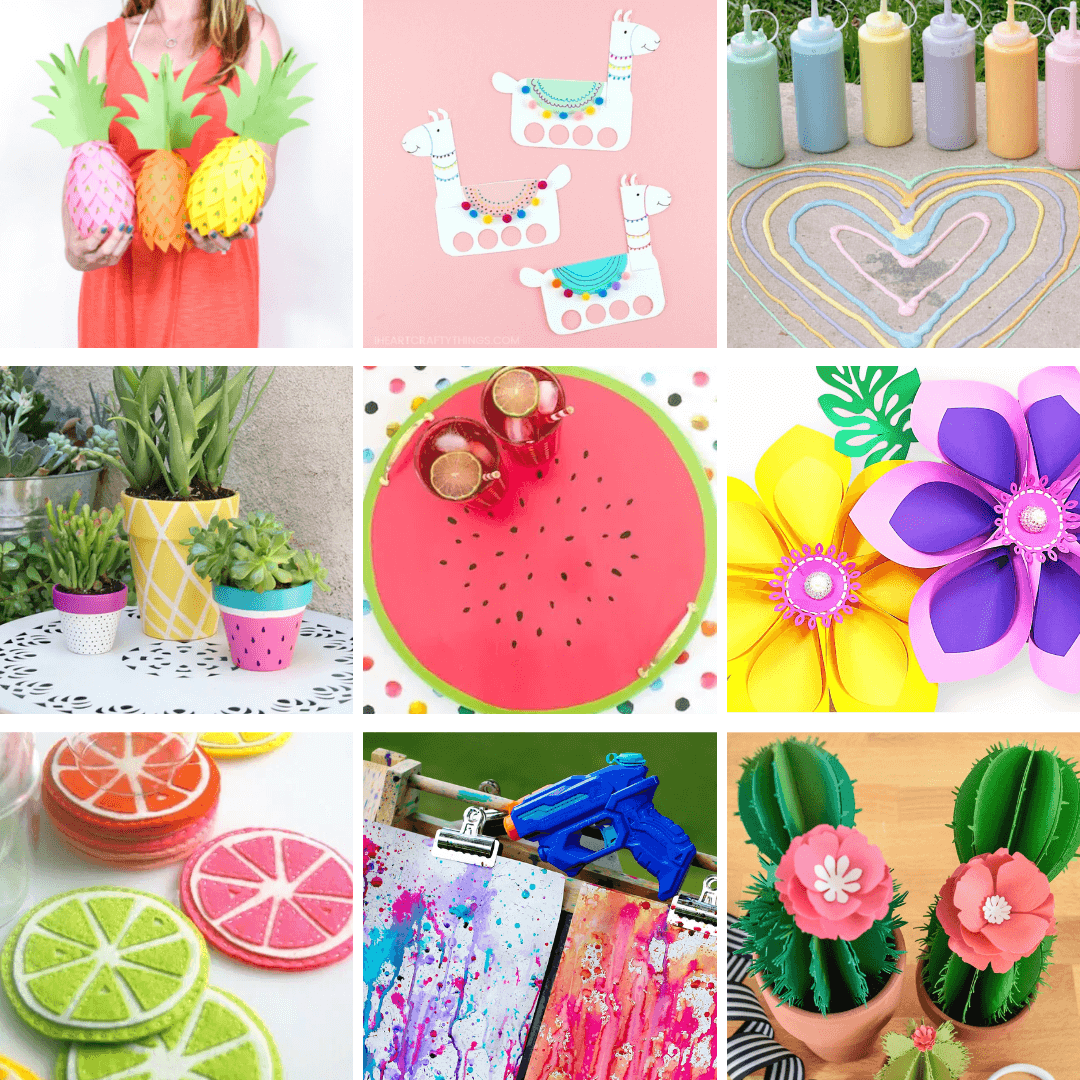 19 Summer Crafts and Activities to Keep Kids Busy